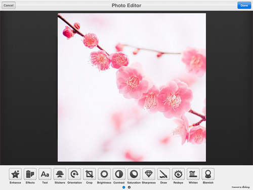 photo editor for ipad