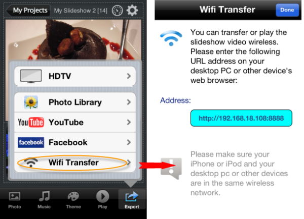how to add movies to iphone from pc