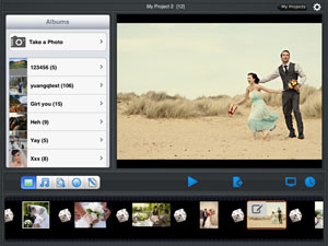 slideshow maker for ipad