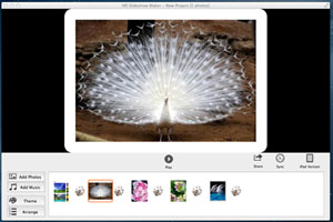 create slideshow on mac