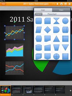 ipad presentation app