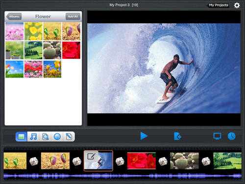 slideshow app for ipad