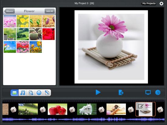ipad photo app