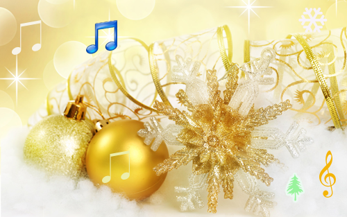 Best Christmas Music.Top Christmas Songs For Slideshows